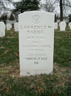 Pvt Lawrence William Barisic