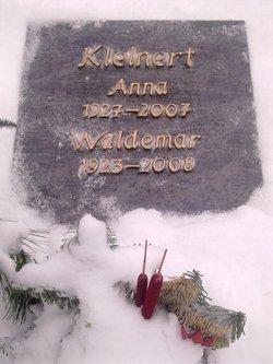 Anna <i>H</i> Kleinert