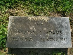 William V Adams