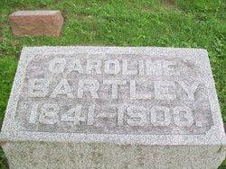 Caroline Bartley