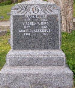 Virginia Rose <i>Goble</i> Bird