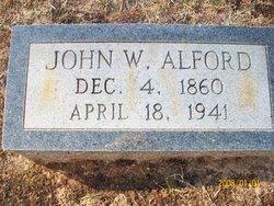John W. Alford