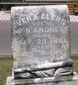 Vera <i>Glenn</i> Andress