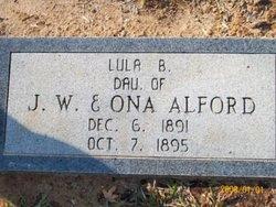 Lula B Alford