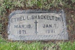 Ethel L. <i>Shackelton</i> Bennett