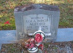 Lola <i>Birch</i> Alford