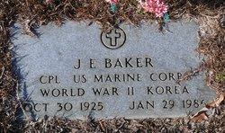 J.E. Baker