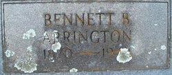 Bennett Bunn Arrington, Sr