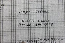 Ferd Erdman