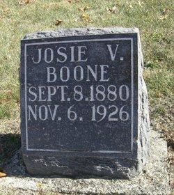 Josie Viola <i>McDuffie</i> Boone