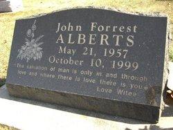 John F. Alberts