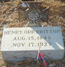 Henry Orr Britton