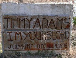 Jimmy Adams