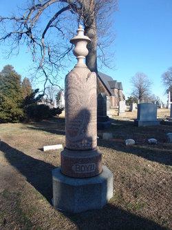 Col William Henry Boyd