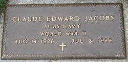 Claude Edward Ed Jacobs, Sr