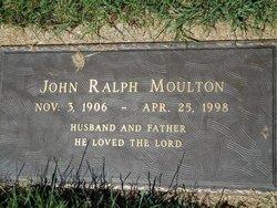 John Ralph Moulton