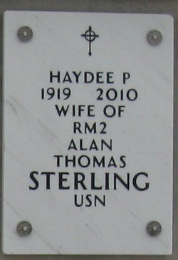 Haydee P Sterling