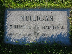 William Harold Bill Mulligan
