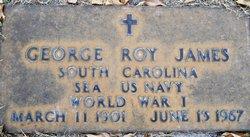 George Roy James