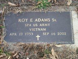 Roy E. Adams, Sr