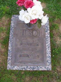 Bernice <i>Black</i> Wilson