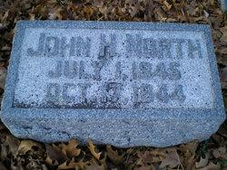 John Henry North