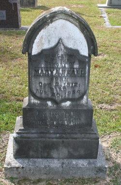 Mary Ann Polly <i>Alford</i> Beall