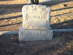 Medora Virginia <i>Cross</i> Bowman