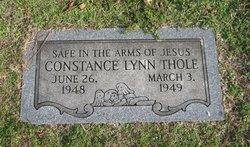 Constance Lynn Thole