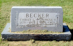 Theresa H. <i>Bach</i> Becker