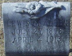 Lewis M Allen
