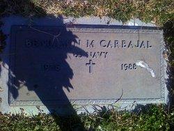 Benjamin M Carbajal
