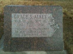 Grace S. <i>Hodge</i> Alkes