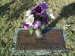 Grace Freida <i>Reed</i> Thomason
