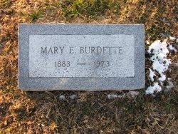 Mary E. Burdette