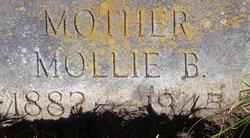 Mollie B. <i>Daugherty</i> Burden
