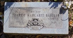 Frankie Margaret <i>Clevenger</i> Bartley