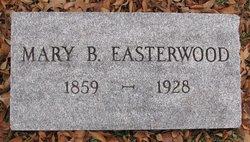 Mary A <i>Busby</i> Easterwood