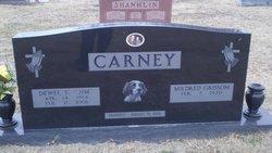 Dewel T. Jim Carney