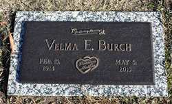 Velma E. <i>Beard</i> Burch