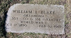 William L Blake