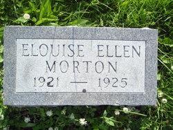 Elouise Ellen Morton