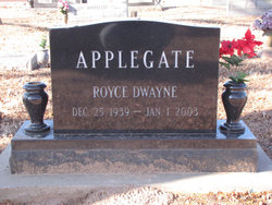 Royce D. Applegate