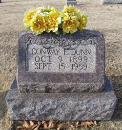 Conway E Dunn