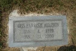 Iris <i>Parrish</i> Allison
