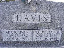 Ada E. <i>Spaid</i> Davis