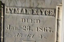 Lyman Royce