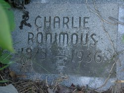 Charlie Cecil Ronimous
