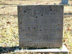 Marie Eliza Mollie <i>Willis</i> Adkisson