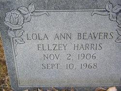 Lola Ann <i>Beavers</i> Harris